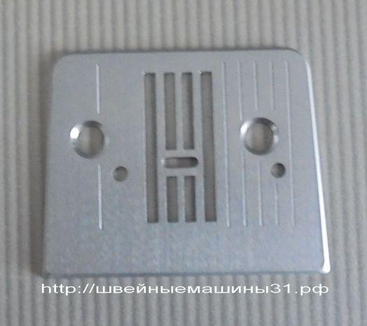 Игольная пластина для швейных машин BROTHER JS 20 ,JS23, LS2125 PX100, 200, 300 и др.     Цена 500 руб.