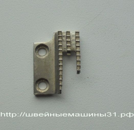 Рейка трёхрядная несимметричная для пром. машин        Цена 200 руб.