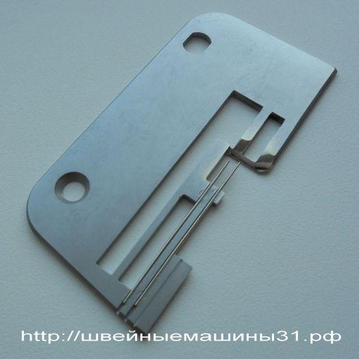 Игольная пластина для оверлоков JANOME T-34, 205D, 634.       Цена 1300 руб.