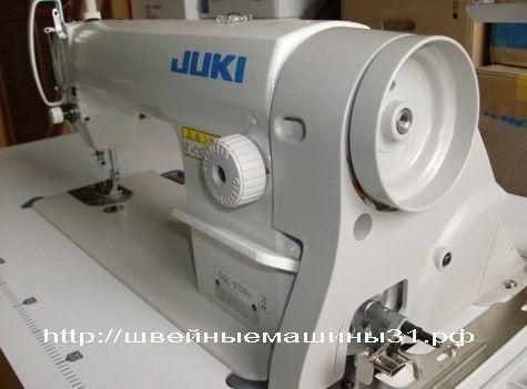 Швейная машина JUKI DDL 8100e  /  цена 31000 руб. (энергосберегающий мотор)