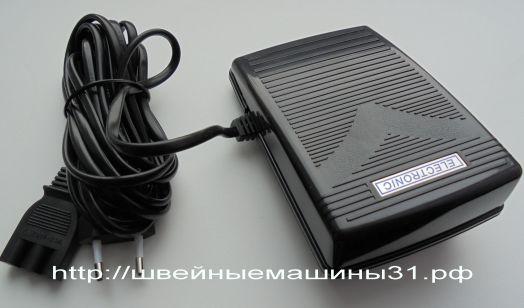 Педаль для швейной машины / оверлока HKT 72 C. Цена 1900 руб.