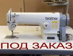 Швейная машина BROTHER S-1000A-5 / цена 27500 руб.! (фрикционный мотор)